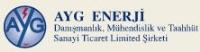 AYG Enerji Danışmanlık Müh. Taah. ve San. Tic. Ltd. Şti.