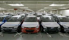 Otomobillerin Sıralanması