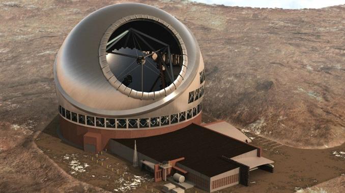 """""""Thirty Meter Telescope (TMT) – 30 Metre Teleskobu"""" adı verilen bu dev teleskobun, bugün sahip olunan en büyük teleskobun sağladığı görüntüden 3 kat daha net bir görüntü sunması ve 9 kat daha fazla alanı taraması bekleniyor. Detaylarına haberimizden ulaşabilirsiniz."""
