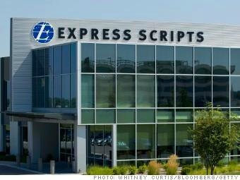 24. Express Scripts Holding