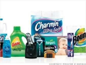 28. Procter & Gamble