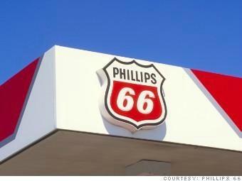 04. Phillips 66 Gelir:170 milyar dolar