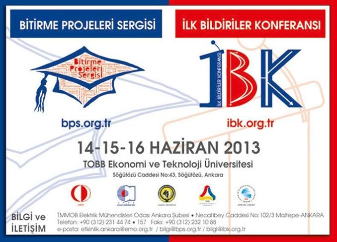 İnsan kaynağına ve eğitime verdiği çalışmalarla dikkat çeken 2M Kablo Bitirme Projeleri Sergisi ve İlk Bildiriler Konferansı 2013'e sponsor oldu.