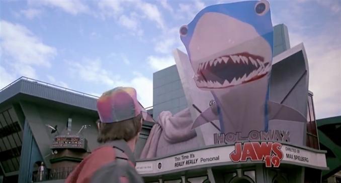 Bu film blockbuster(dev prodüksiyonlu,yüksek hasılatlı filmler) filmlerin 3D ile tekrar sinemalarda gösterileceğini tahmin etmişti.