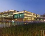 King Abdullah University of Science and Technology, Thuwal, Saudi Arabia - Yeni KAUST kampüsü, Suudi Arabistan'ın ilk LEED sertifikalı projesi ve dünyanın en büyük LEED Platin projesidir.