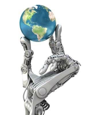 Robotlar: Günümüzde robotlar endüstriyel amaçlarla fabrikalarda belirli komutları yerine getirmek üzere kullanılıyor. Bu teknolojiyi günlük hayatta da kullanabilmek için yapılan çalışmalar ise hızla devam ediyor. Gelişen teknolojilerle birlikte bilim-kurgu filmlerinin değişmez figürleri olan robotların normal hayatımıza karışmasına da çok az kaldı.