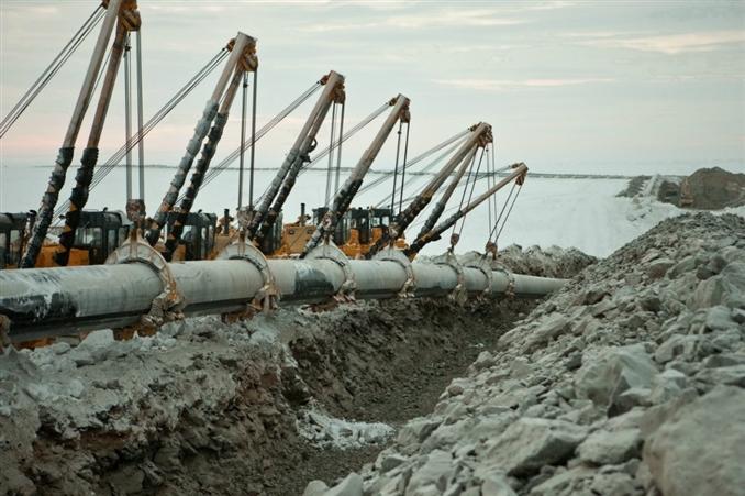 4- Bovanenkovskoye: (41 milyar $) Gazprom önderliğinde yönetilen proje Avusturalya tarihinin en büyük projelerinden birisi.
