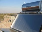 3-GÜNEŞ ENERJİSİ (AKTİF SİSTEMLER): Aktif sistemler, ısıtma, soğutma ve elektrik üretimi gibi amaçlarla kullanılabilir. Bu tür sistemlerde genelde kollektörler kıllanılır. Güneş enerjisi su veya hava topayıcılar ile absorblanır. Daha sonra ısıtma amacıyla kullanılmak üzere depolanır.