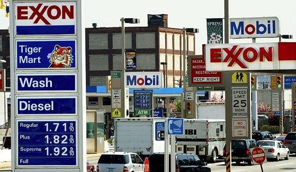 2.Exxon Mobil : 403.7 milyar dolar