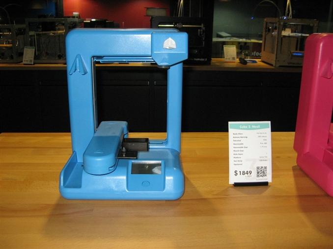 Evinize küçük ama işlevsel portatif bir 3D yazıcı istiyorsanuz, bu tam size göre olabilir.. Diğer renkleri ilerleyen resimlerde görebilirsiniz.