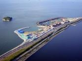 Sihwa Lake Tidal Power Plant—Sihwa Lake, South Korea  Geçen yıl tamamlanan 254 MW kurulu gücüne sahip Sihwa Gölü Gelgit Santrali dünyanın en büyük gelgit enerjisi tesisidir.