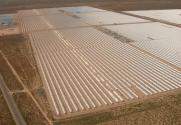Solar Energy Generating Systems (SEGS)—California, USA  Dünyanın en büyük güneş enerjisi üreten tesis, SEGS 354 MW kurulu güce sahip California'nın Mojave Çölü'nde dokuz adet güneş enerjisi santrallerinden oluşur.