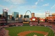 St. Louis'de bulunan beyzbol stadyumu 2006 yılında hizmete girmiştir. 46,000 kişi kapasitesine sahip ve 421 milyon dolara yapılmıştır. 2008 yılında 4 A Greener Game programı kapsamında, 1,836 ton katı atık, 575 ton bahçe atığı ve 110 ton organik materyal atığı geri dönüşümünü gerçekleştirmiştir.