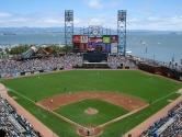 San Francisco'da bulunan beyzbol stadyumu 2000 yılında hizmete girmiştir. 41,915 kişi kkapasitesine sahiptir ve 482 milyon dolara yapılmıştır. U.S. Green Building Council tarafından verilen '' LEED Silver Certification  '' a sahiptir.