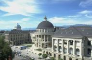 5) ETH Zurich (Swiss Federal Institue of Technology): İsviçre başkenti Zürih'de bulunan ETH, 86.80 puan alarak listede 5. sırada yer alıyor. Einstein'in kariyerine başladığı üniversite olarak bilindiğinden dolayı Avrupa'da çok meşhur bir üniversite olduğunu belirtebiliriz.