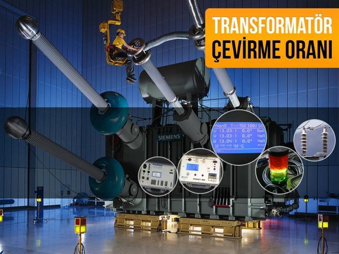 Transformatörler elektrik enerjisinin iletilmesinde ve dağıtılmasında sistemin en önemli elemanları arasındadır. Transformatörlerin kullanım alanlarına göre birçok farklı çeşidi vardır. Ayrıca transformatörlerin sorunsuz ve en iyi verimde çalışabilmesi için testlerinin yapılmış olması gerekmektedir.
