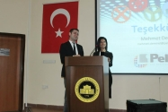 İstanbul Üniversitesi ElektrikPort Sektör Günleri 20 Mart Perşembe günü İstanbul Üniversitesi Ali Rıza Berkem Konferans Salonu'nunda gerçekleşti.