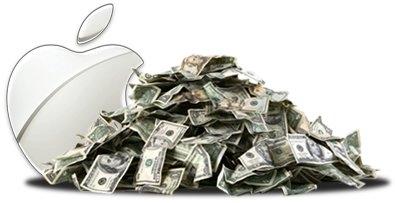 Kredi derecelendirme kuruluşu Moody's, IMF ve büyük şirketlerden alınan resmi bilgilere ve rakamlara göre Apple, dünyadaki birçok ülkeden daha fazla nakit paraya sahip. Sahip oldukları nakit paraya göre hazırlanan listede Apple birçok ülkenin önünde yer alıyor.