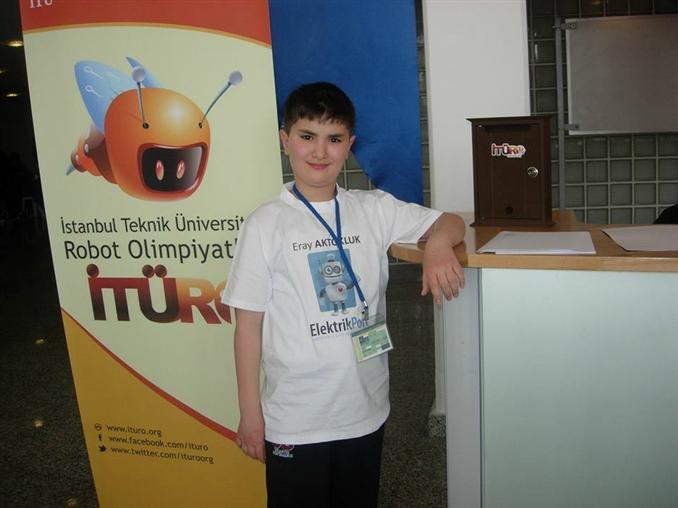 """""""11. Yaşındaki Eray AKTOKLUK Türkiye Şampiyonu Oldu"""""""