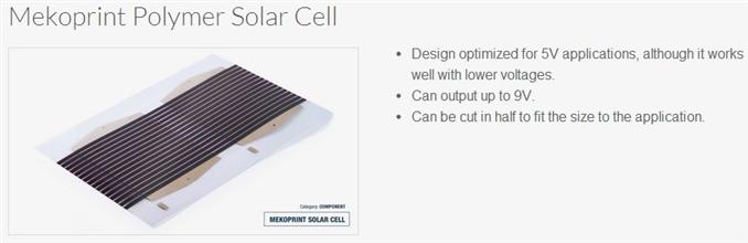 Polimer Güneş Paneli Hücresi