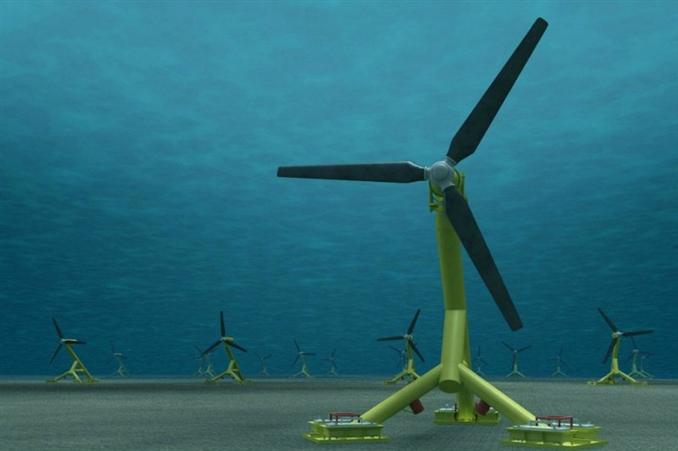 Denizler ve okyanusların derinliklerinde, gelgit dalgalarından elektrik üretmek için tasarlanan 5 su altı türbini projesini sizler için derledik.