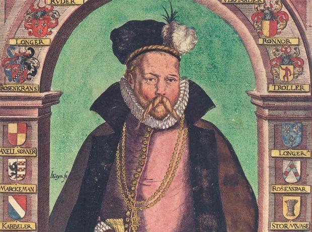 Tycho Brahe: Matematiğe olan yatkınlığı ve öfke problemi ile tanınan Brahe, bir akşam yemeğinde matematik formülü hakkındaki hararetli bir tartışma sırasında öfkelenmiş ve yemekteki misafiri düelloya davet etmiş. Matematiğe olan yatkınlığı kadar kılıç kullanma yatkınlığı olmayan Brahe, burnun bir kısmını kılıç darbesiyle kaybetmiş.