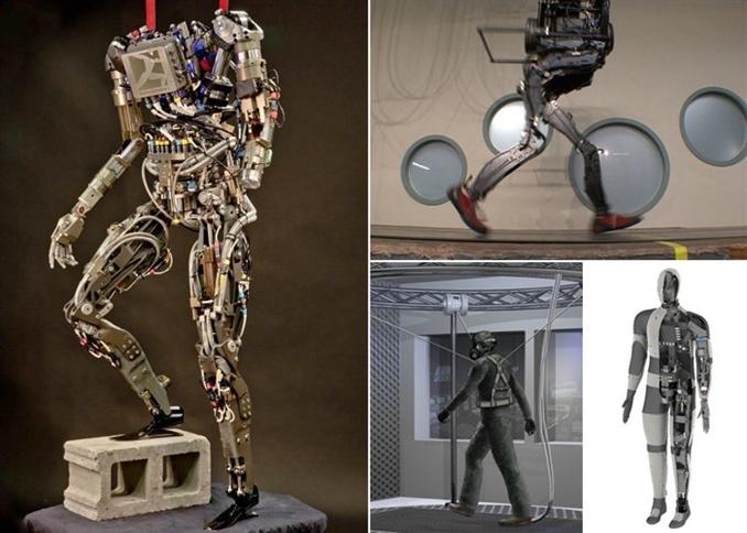 Boston Dynamics; Hidrolik motorlar yapmada üstüne toz kondurmayan şirket özellikle Amerikan ordusu için yaptığı ve doğadan esinlendiği robotlarıyla çok konuşuluyor...