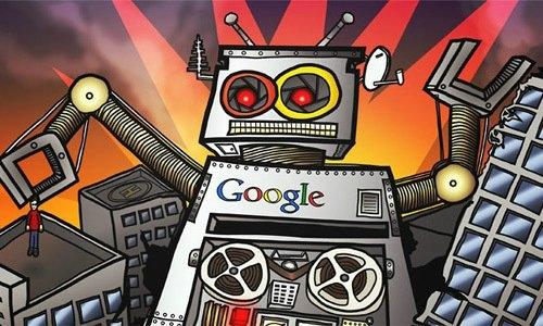 Google Robot Ordusu kurma peşinde ve sürekli yeni robotik şirketleri satın alıyor ama neden Google Robot Ordusu kurmak istiyor? Cevabı basit; Dünya'ya bir şekilde hükmetmek için... Gelin beraber Google'ın robot ordusuna yakından bakalım...