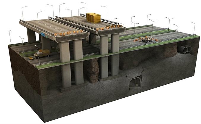 Yapıların sağlam zemine oturması ve yapıların yeraltı kısımlarının incelenmesi ve zemin etüdü vb. görevleri bulunan geoteknik mühendisliği en heyecanlı 10 mühendislik listemizde 5. sırada.