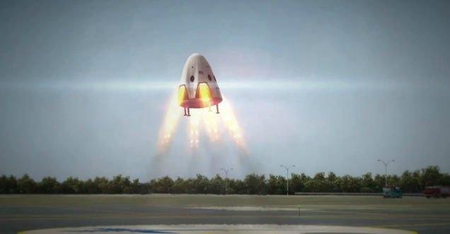 Spacex Dragon V2: Yeni nesil uzay aracı Dragon V2'nin tasarımı hem güvenlik hem de verim odaklı yapılmış. İtkili iniş sistemi ile helikopter hassasiyetine sahip olan Dragon'da, 7 yolcu ve aygıtlar güvenle taşınabiliyor. Ek olarak yeniden fırlatmaya sadece birkaç hafta içinde hazırlanabiliyor. Bu sayede hem vardiya süresi kısaltılmış hem de milyonlarca dolarlık tasarruf elde edilmiş.