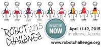 RobotChallenge (Viyana-Avusturya) : Uluslararası yaygınlığı ile bilinen RobotChallenge 2015 kayıtları başladı.Yarışma 11-12 Nisan 2015 tarihlerinde Viyana'da gerçekleşecek. Ayrıntılı bilgi için: http://www.robotchallenge.org/en/competition/
