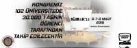 Bilgisayar Mühendisliği Öğrencileri Kongresi, bu yıl 11.sini düzenleyeceği kongresi ile Bilgisayar Mühendisleri'ni Ankara'da buluşturuyor.Katılım için:http://www.bilmok.org.tr/