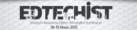 Kişisel öğrenim ağlarını geliştirmek isteyen,eğitimde gelişim sürecive yenilikler alanında bilgi almak isteyenlere göre hazırlanmış bilgi donanımlı bir konferans..Uluslararası Eğitim Teknolojileri Konferansı Edtechist, 18-19 Nisan 2015 tarihlerinde Mef Üniversitesi'nde düzenleniyor.Katılım için: http://www.edtechist.com/registration/