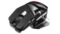 7. Mad Catz Office R.A.T. - Özellikleri ve görünümü bakımından 8. sıradaki ürüne benzeyen bu mouseun da Mad Catz Office R.A.T.M.'den farkı: 10 tane programlanabilir tuşunun bulunması. Birçok yüzeyde sorunsuz çalışır ve bir önceki mouse gibi 2 adet AA pil ile güçlenir.