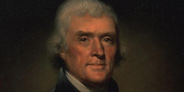 Thomas Jefferson: Bağımsızlık Bildirgesi'ni kaleme alan Thomas Jefferson, ayrıca Amerika Birleşik Devletleri'nin üçüncü cumhurbaşkanı olarak görev yapmıştır. Özellikle tarıma ilgi duyan Jefferson, makarna üretim makinesini hazırladı. Peynirin, dondurmanın, patates kızartmasının ve gofretlerin popülerleşmesini sağladı.