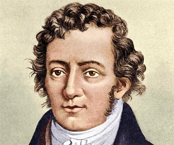 """Andre Marie Ampere (1775–1836) Akım birimi olan Amper, büyük Fransız fizikçi Marie Ampere'den aldı. Ampere aynı zamanda elektromanyetizmanın kurucuları arasında yer aldı ve """"elektrodinamik"""" çalışmalarında bulundu."""