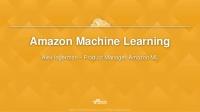 Amazon Makine Öğrenmesi, tüm beceri düzeyindeki geliştiricilerin makine öğrenme teknolojisini kullanmasını kolaylaştıran bir hizmettir.