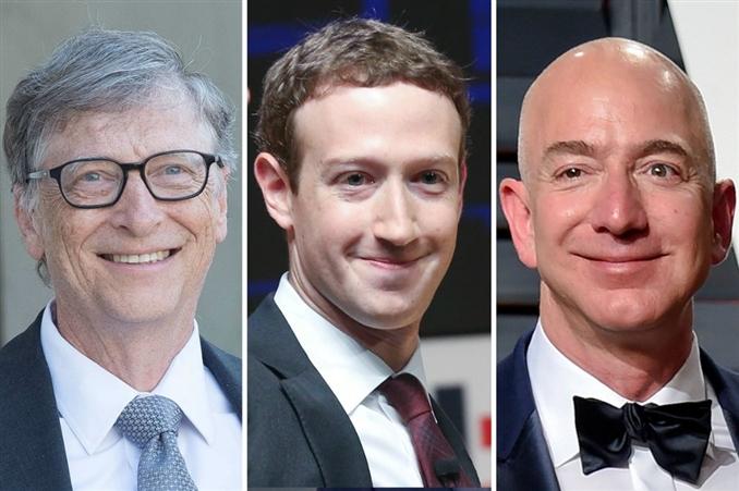 Bu fotoportumuzda kurdukları şirketler ve geliştirdikleri projeler ile ismini tüm dünyaya duyuran, dünyanın en zengin 10 mühendisini listeledik.