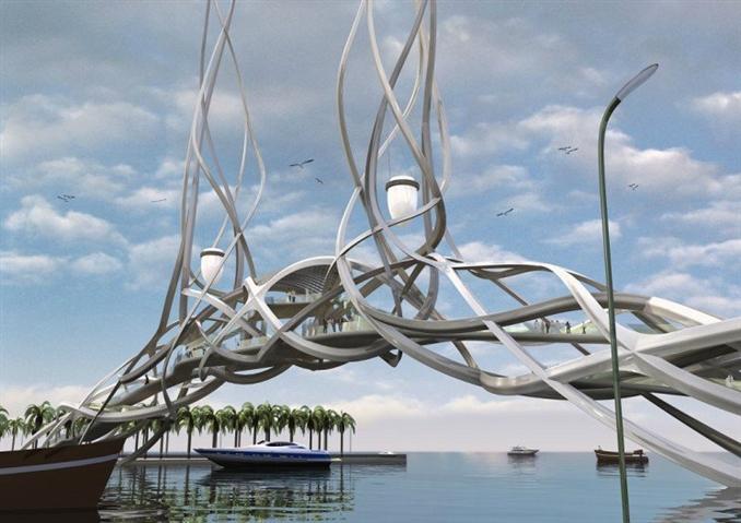 Köprüler, şehirlerde ulaşımı kolaylaştırmanın yanı sıra mimari açıdan büyük bir öneme sahip. Bu fotoportumuzda olağan üstü tasarımlarıyla dikkat çeken 5 köprüyü listeledik.