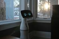 4)Aido: Akıllı Ev Robotu: Aido, evdeki mobilya gibi küçük engellerin bulunduğu karmaşık alanların etrafında manevra yapabilen ve hareketli bir top üzerinde kendini dengeleyebilen eşsiz bir robottur. Bu aile robotu, insanlarla etkileşimini mümkün olduğunca doğal ve sezgisel hale getirmek için tasarlanmıştır. Ev işleri yapmak, çocuklarla oynamak, evinizi güvende tutmak ve hatta ev işlerinizi planlamak gibi görevleri kolaylıkla yerine getirebilir.