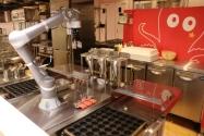 8)Connected Robotics: Tokyo merkezli bir girişim olan Connected Robotics, takoyaki olarak bilinen kızarmış ahtapot toplarını yapan  OctoChef ve Japon dondurması üreten robot Reita olmak üzere iki otomatik gıda robotu üretti. Şirket geçtiğimiz günlerde yeni bir fon ile otomatik bulaşık yıkama robotu, marketlere yönelik sıcak atıştırmalıklar robotu ve Loraine adını verdikleri otomatik kahvaltı hazırlama robotu gibi yeni robotlarla gıda endüstrisindeki ilerlemelerini destekleyeceklerini açıkladı.