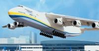 """9. Antonov An-225 """"Mriya"""": Mriya dünyanın en büyük operasyonel kargo uçağı. 6 adet turbofan motora sahip bu uçak, 88,4 metre kanat açıklığına ve 84 metre uzunluğa sahip. Boşken yaklaşık 285.000 kg ağırlığa ve 32 adet tekerleğe sahip olan uçak, ilk kez 1988'de piyasaya sürüldü."""