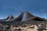 7.Burning Man Projesi: Dağ şeklinde tasarlanan proje Amerika'nın Nevada eyaletinde yer almakta. Kurulu gücü 3 MW olan projede elektrik mühendislerinin yanı sıra inşaat mühendisleri ve mimarlar çalıştı.