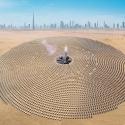 5.The Mohammed bin Rashid Al Maktoum Güneş Parkı : Toplamda 77 km²'lik bir alana kurulan park Dubai'de bulunuyor. Şimdilik 1 GW enerji sağlayan projenin ileri aşamalarında 5 GW'a ulaşması hedefleniyor.