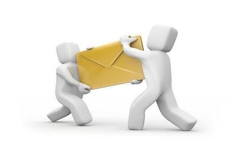 Yılda 90 trilyondan fazla e-posta trafiği oluşuyor.