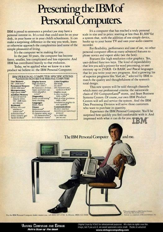 1981: IBM 5150 doğdu<br /><br/><br/>Modern kişisel bilgisayarlar 30 yılı geride bıraktı. İşte köşe taşları: Devrim yaratan IBM 5150, 30 yıl önce bu ay piyasaya çıktı. Kendi sınıfının ilk ürünü değildi; örneğin Xerox PARC'ın Alto isimli 'ev bilgisayarı' daha önce çıkmıştı. Ancak IBM kişisel bilgisayarların, özellikle de 5150'nin farkı, insanların 'bilgisayar' algısını değiştirmesine ve evlerine sokmaya başlamasına yol açmasıydı. <br/><br/><p> </p>