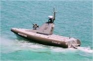 PROTECTOR<br/>Protector denizlerin robot lideri. Şu ana kadar incelediğimiz araçların aksine Protector silahlı ve bu sayede yapaileceği görevlerin sayısı inanılmaz bir şekilde artıyor. Protector'un silahlı bir savaş botundan hiç bir farkı yok. Hatta bu botların yollanamayacağı tehlikeli noktalara, kirli ve sağlıksız sulara gönderilebilir ve topladığı verileri merkeze canlı olarak iletebilir. Gerekirse üzerindeki silahları kullanılabilir. Ayrıca belirlenen güzargahlarda saatlerce ve kendi devriye gezebilir.<br/> <br/>Protector'un en önemli özelliklerinden birisi modüler olması. Üzerindeki silah platformlarında tercihe göre değişik silahlar kullanılabilir. Ayrıca sahip olduğu gelişmiş termal ve kızılötesi kameralar ve gelişmiş sensörler ile Protector'un gözünden hiçbir şey kaçmaz.