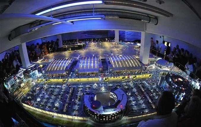 Dünyanın En Büyük Model Havaalanı <br/><br/><p> </p>