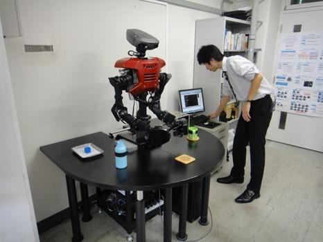 """Hesagawa """"İnsanlardan sadece bu tür bir teknolojiye sahip olduğumuzu bilmelerini ve farklı tabanlardan ve farklı alanlardan gelmiş insanların bu teknolojinin daha başındayken onu kullanıp kullanamayacağımızı düşünmelerini istiyorum.""""diyor."""