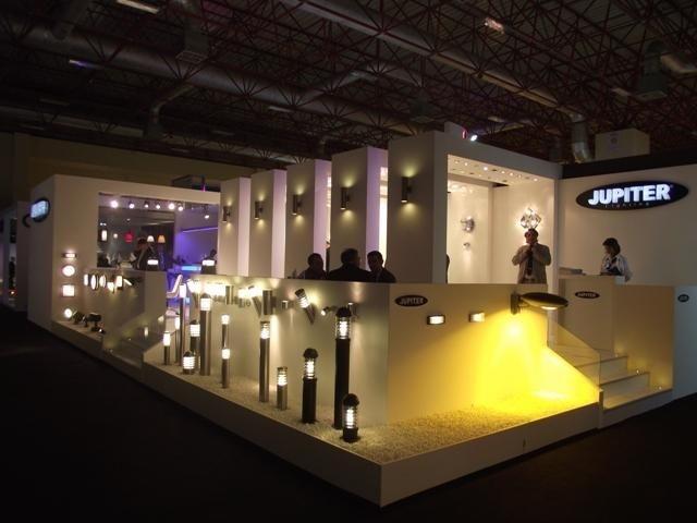 <p> İstanbul Light Fuarı 2011</p>